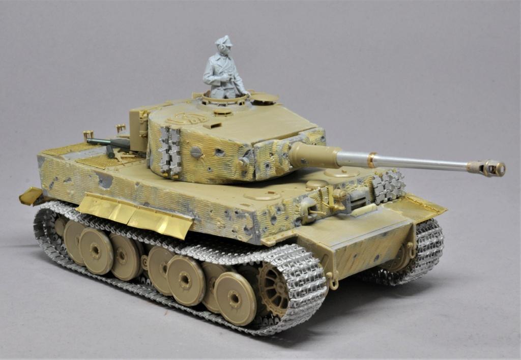"""""""Ein letztes Mal ?"""" Tiger 1 mid prduction - Panzer Division Müncheberg - Tamiya - 1/35 Dsc_1964"""