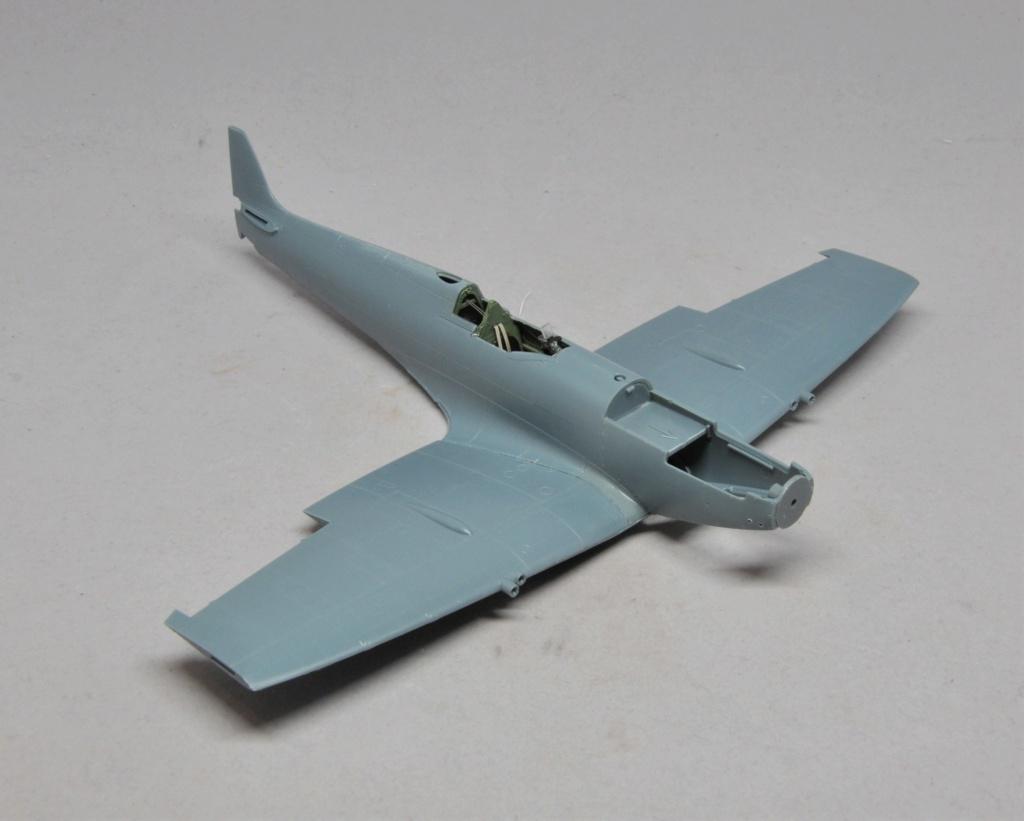 Supermarine Spitfire HF Mk VIII - Eduard - 1/48 Dsc_1965