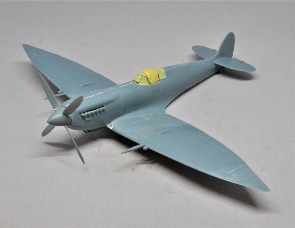 Supermarine Spitfire HF Mk VIII - Eduard - 1/48 Dsc_1966