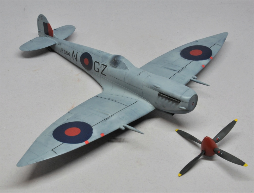 Supermarine Spitfire HF Mk VIII - Eduard - 1/48 Dsc_1975