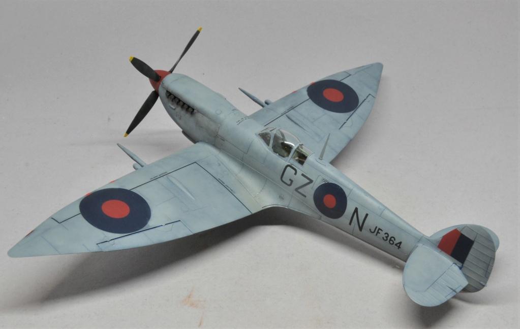 Supermarine Spitfire HF Mk VIII - Eduard - 1/48 Dsc_1983