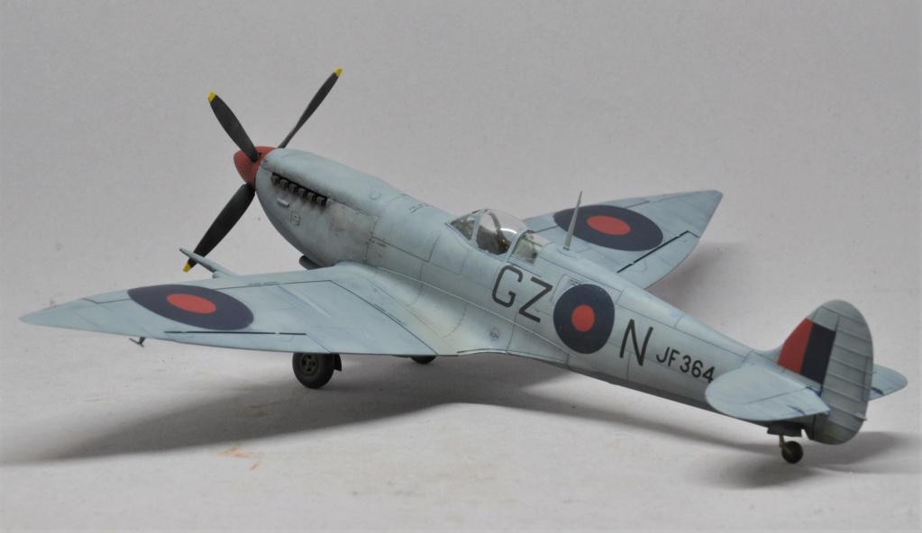 Supermarine Spitfire HF Mk VIII - Eduard - 1/48 Dsc_1987