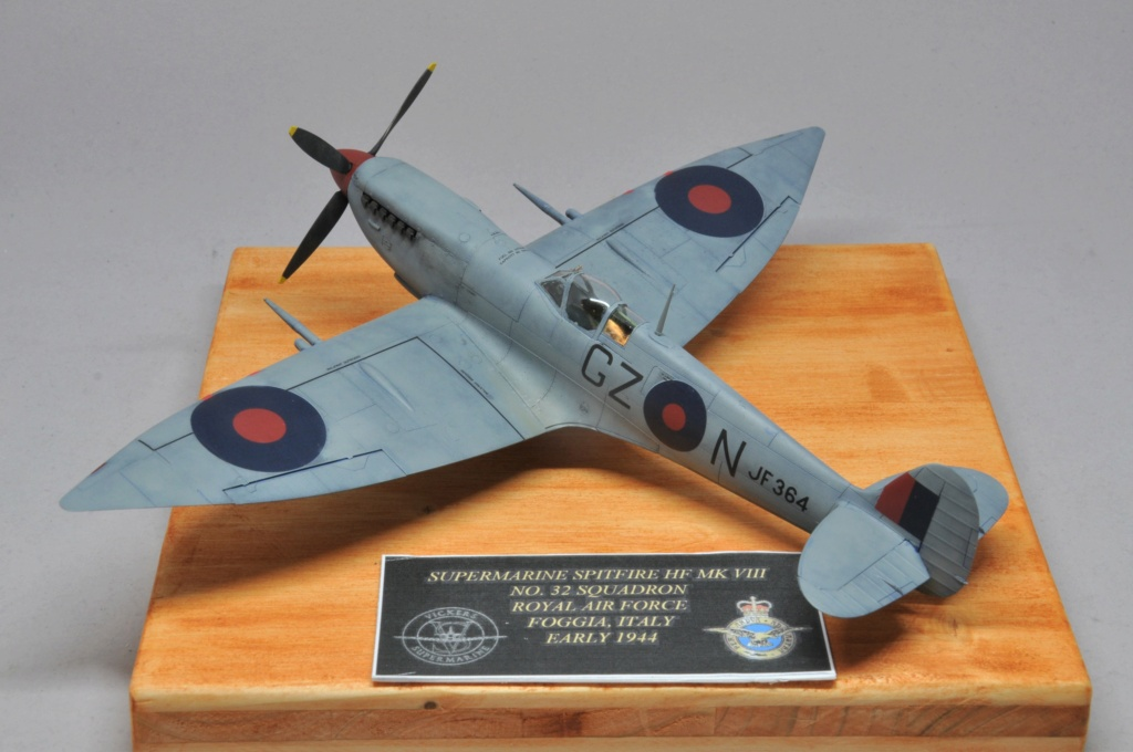 Supermarine Spitfire HF Mk VIII - Eduard - 1/48 Dsc_1988
