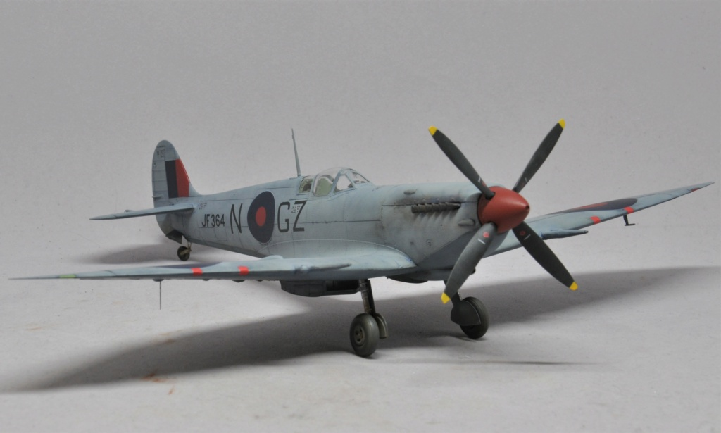 Supermarine Spitfire HF Mk VIII - Eduard - 1/48 Dsc_1990