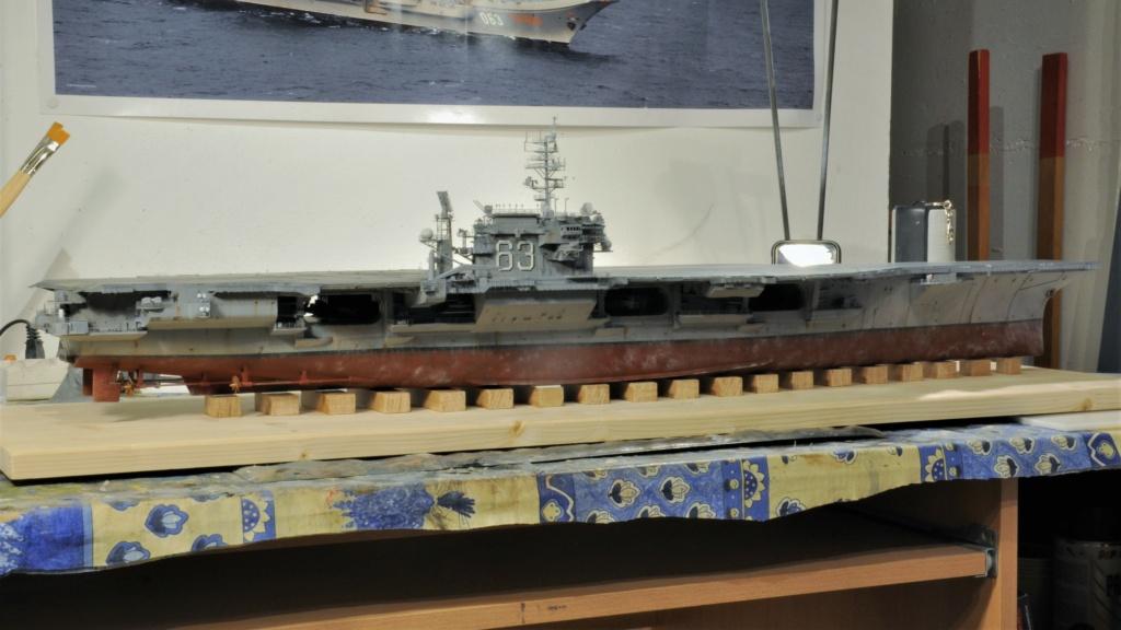 Supercarrier USS Kitty Hawk (CV-63) - Trumpeter - 1/350 - Page 2 Dsc_2051