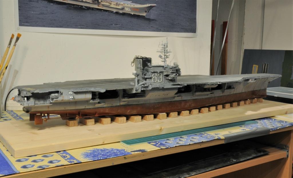 Supercarrier USS Kitty Hawk (CV-63) - Trumpeter - 1/350 - Page 2 Dsc_2053