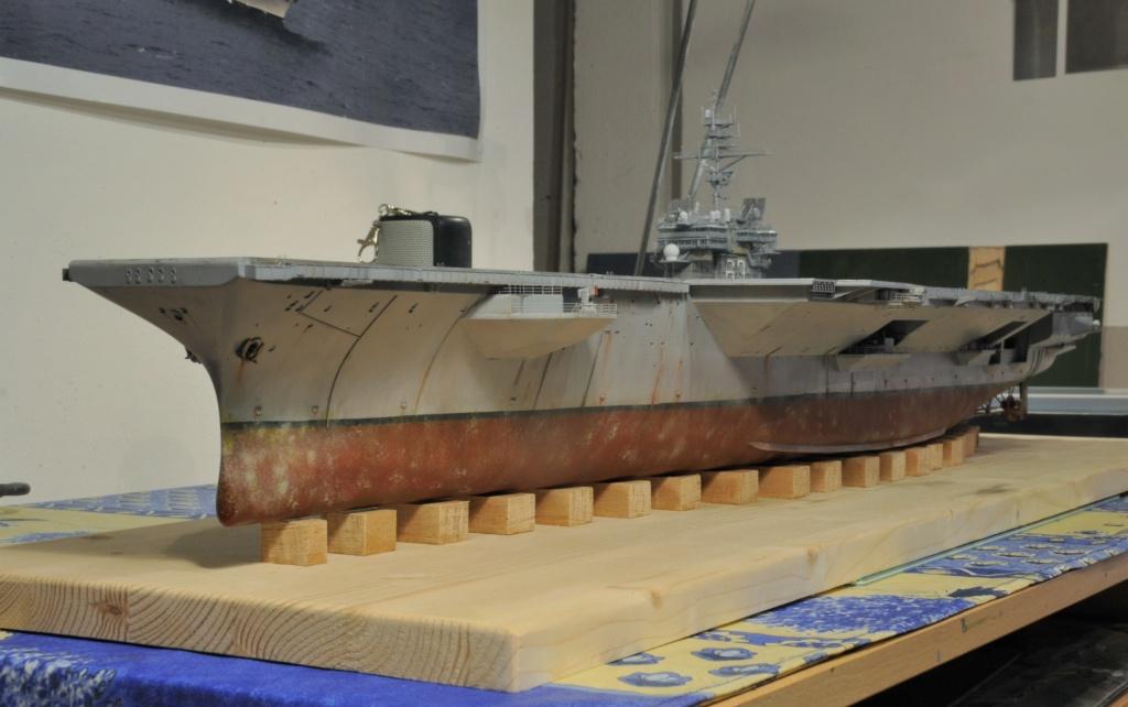 Supercarrier USS Kitty Hawk (CV-63) - Trumpeter - 1/350 - Page 2 Dsc_2054