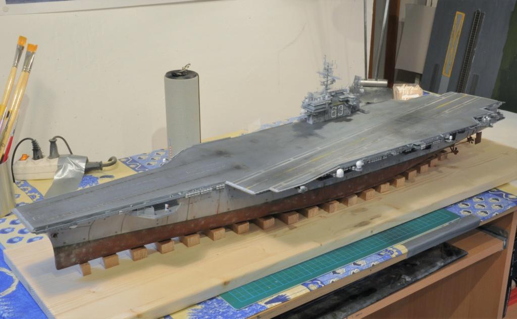 Supercarrier USS Kitty Hawk CV-63 (Trumpeter 1/350°) - Page 6 Dsc_2096