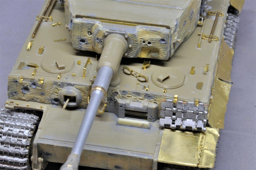 """""""Ein letztes Mal ?"""" Tiger 1 mid prduction - Panzer Division Müncheberg - Tamiya - 1/35 Dsc_2099"""