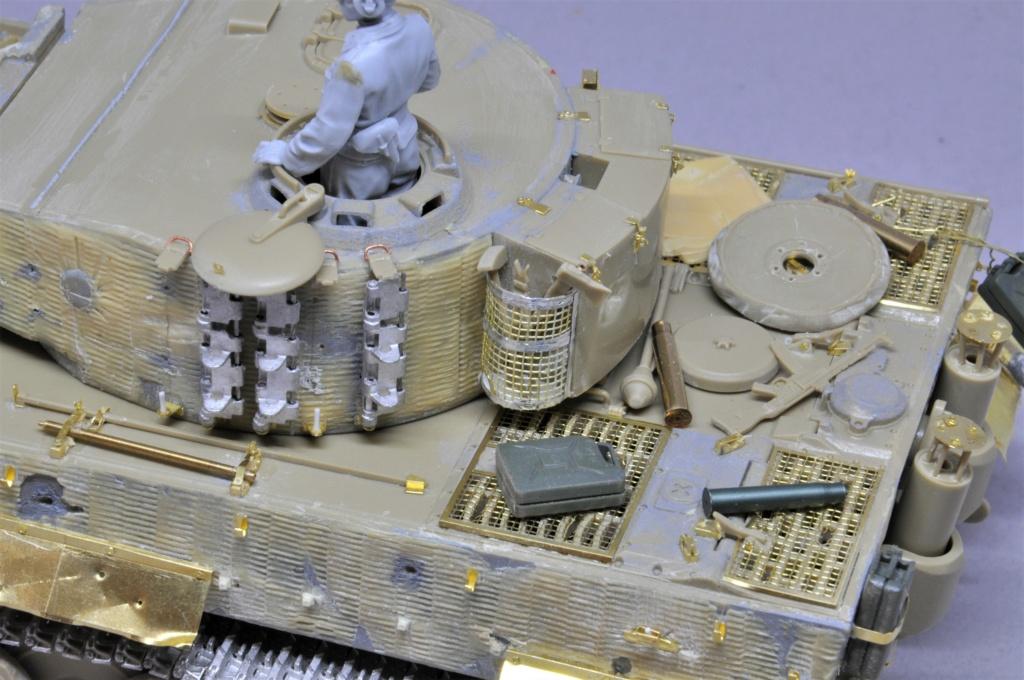 """""""Ein letztes Mal ?"""" Tiger 1 mid prduction - Panzer Division Müncheberg - Tamiya - 1/35 Dsc_2100"""