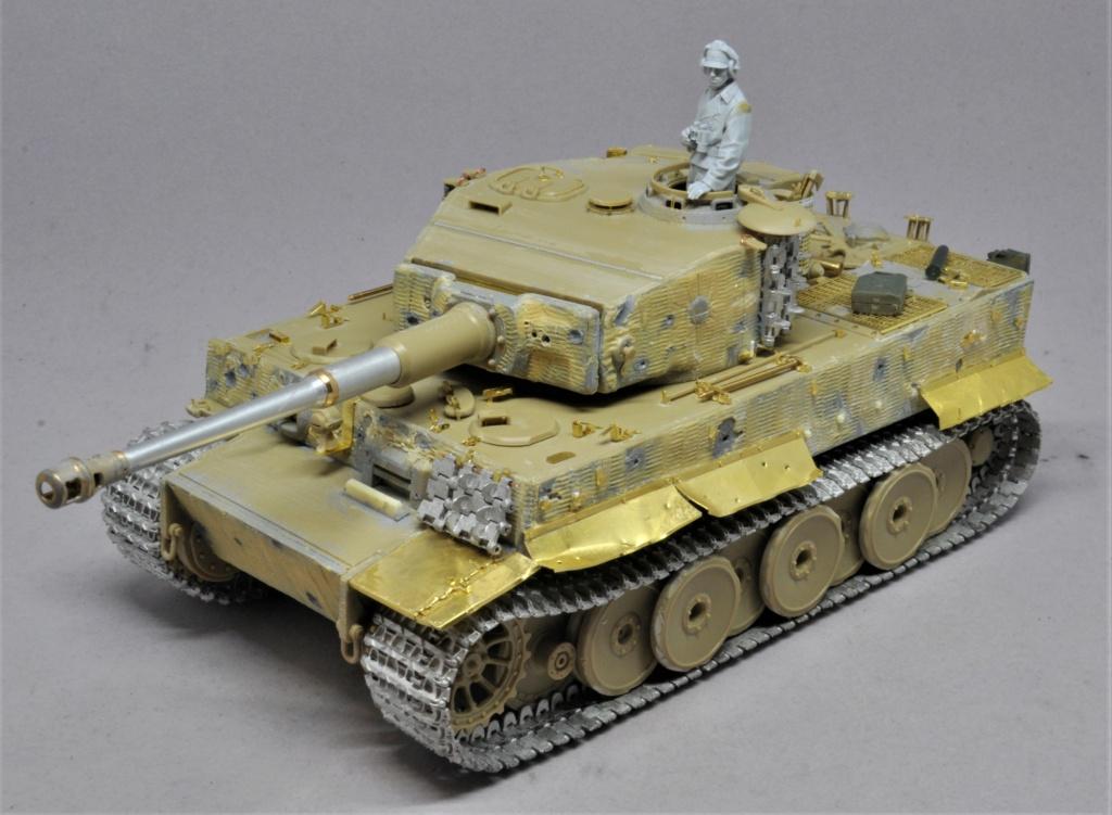 """""""Ein letztes Mal ?"""" Tiger 1 mid prduction - Panzer Division Müncheberg - Tamiya - 1/35 Dsc_2101"""