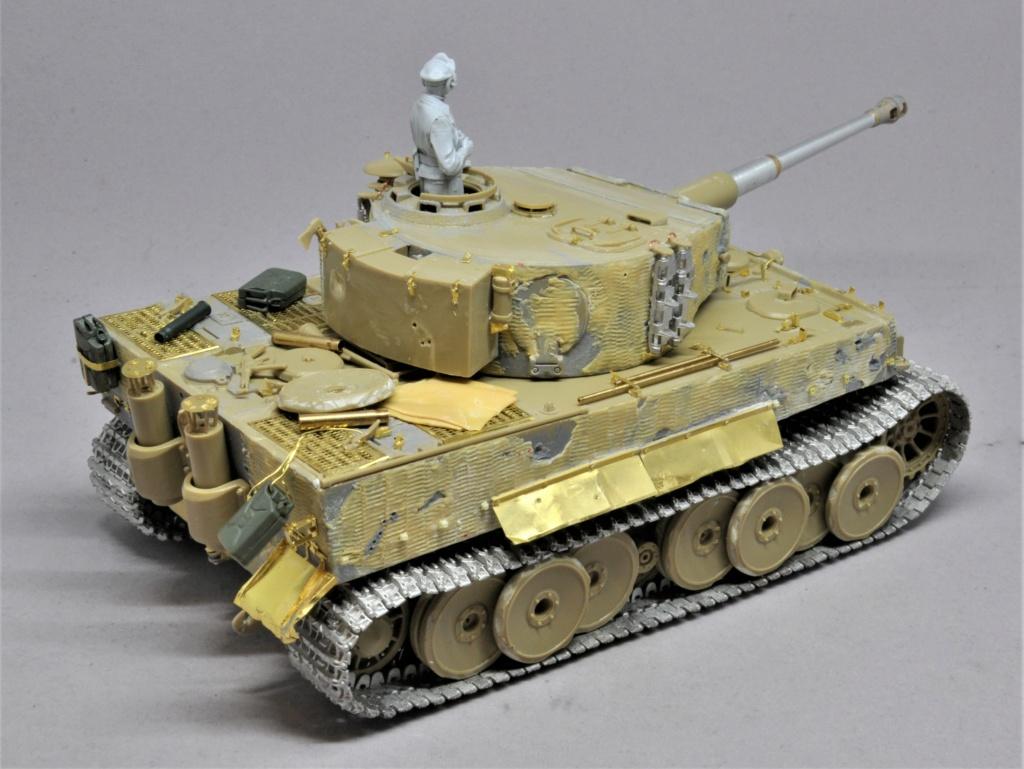 """""""Ein letztes Mal ?"""" Tiger 1 mid prduction - Panzer Division Müncheberg - Tamiya - 1/35 Dsc_2102"""