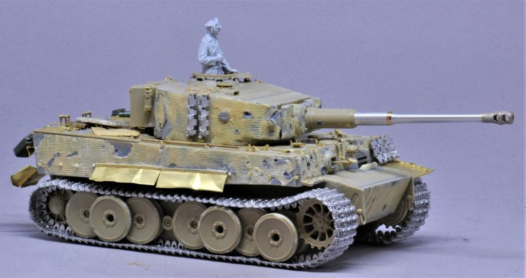"""""""Ein letztes Mal ?"""" Tiger 1 mid prduction - Panzer Division Müncheberg - Tamiya - 1/35 Dsc_2103"""