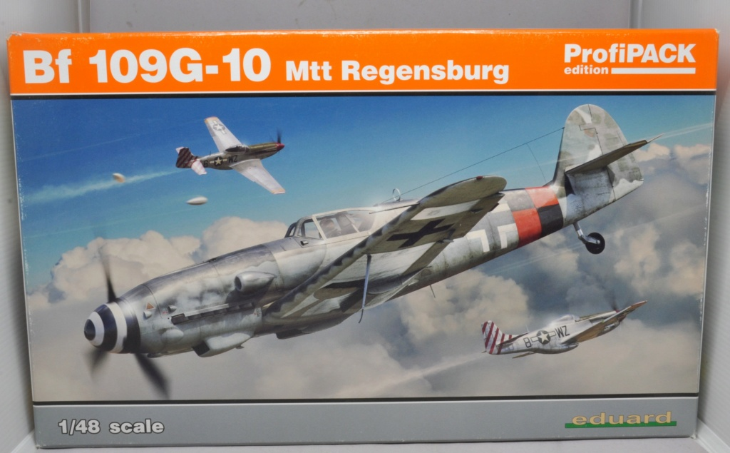 Messerschmitt Bf-109 G14/AS - JG27 - Eduard - 1/48 Dsc_2105