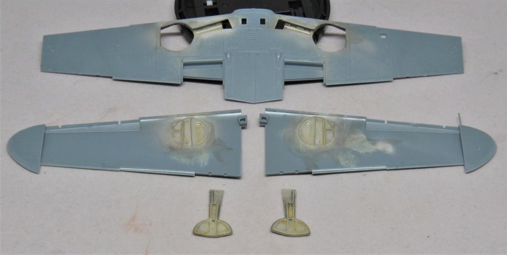 Messerschmitt Bf-109 G14/AS - JG27 - Eduard - 1/48 Dsc_2116
