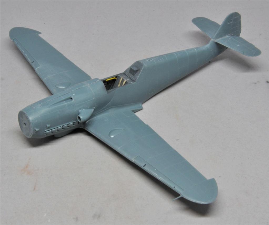 Messerschmitt Bf-109 G14/AS - JG27 - Eduard - 1/48 Dsc_2117