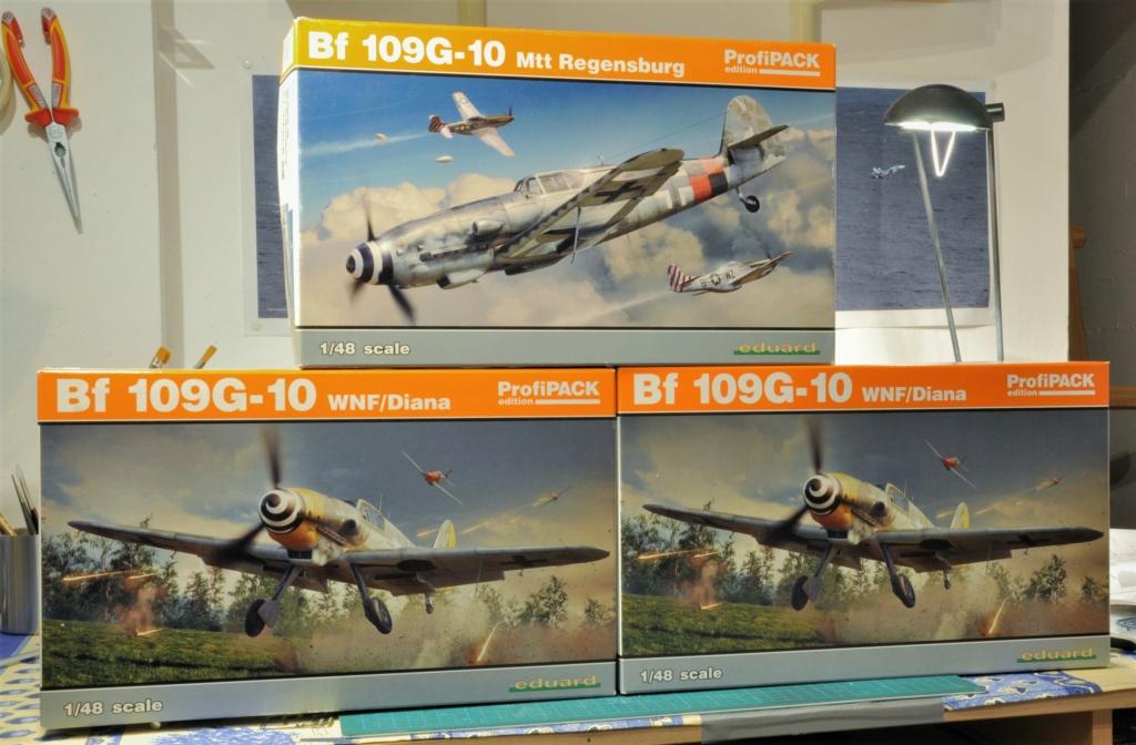 Messerschmitt Bf-109 G14/AS - JG27 - Eduard - 1/48 Dsc_2118