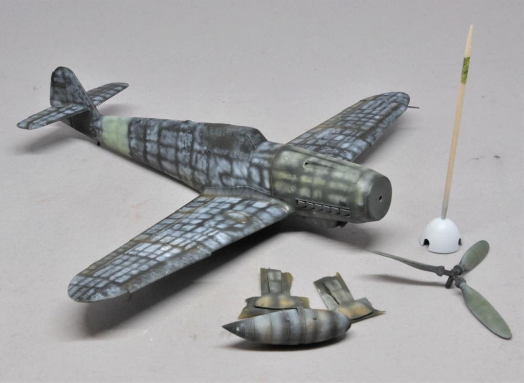 Messerschmitt Bf-109 G14/AS - JG27 - Eduard - 1/48 Dsc_2121