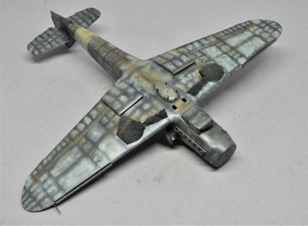 Messerschmitt Bf-109 G14/AS - JG27 - Eduard - 1/48 Dsc_2122