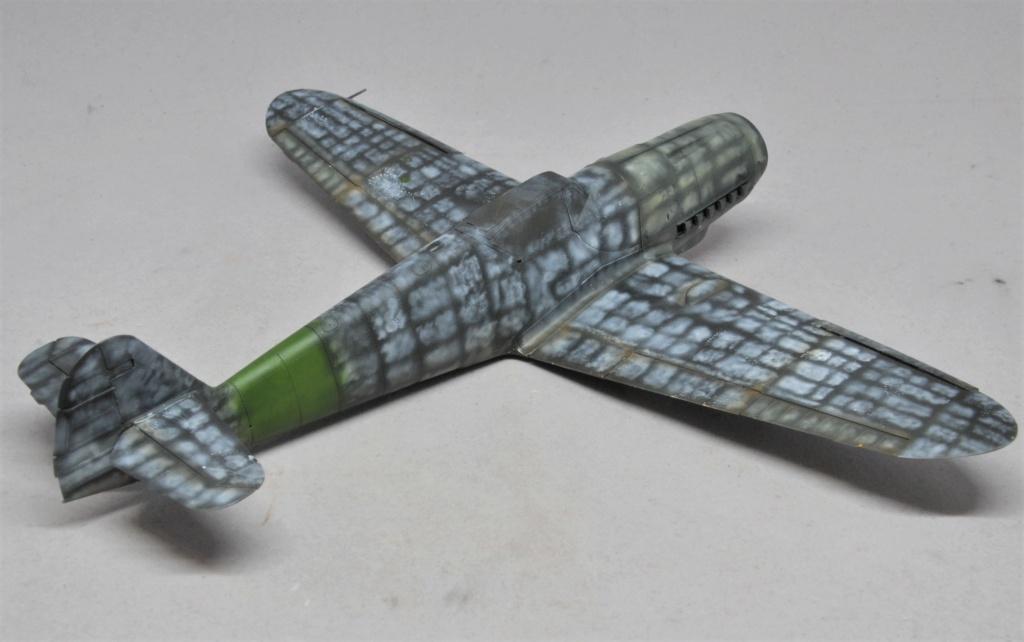 Messerschmitt Bf-109 G14/AS - JG27 - Eduard - 1/48 Dsc_2123