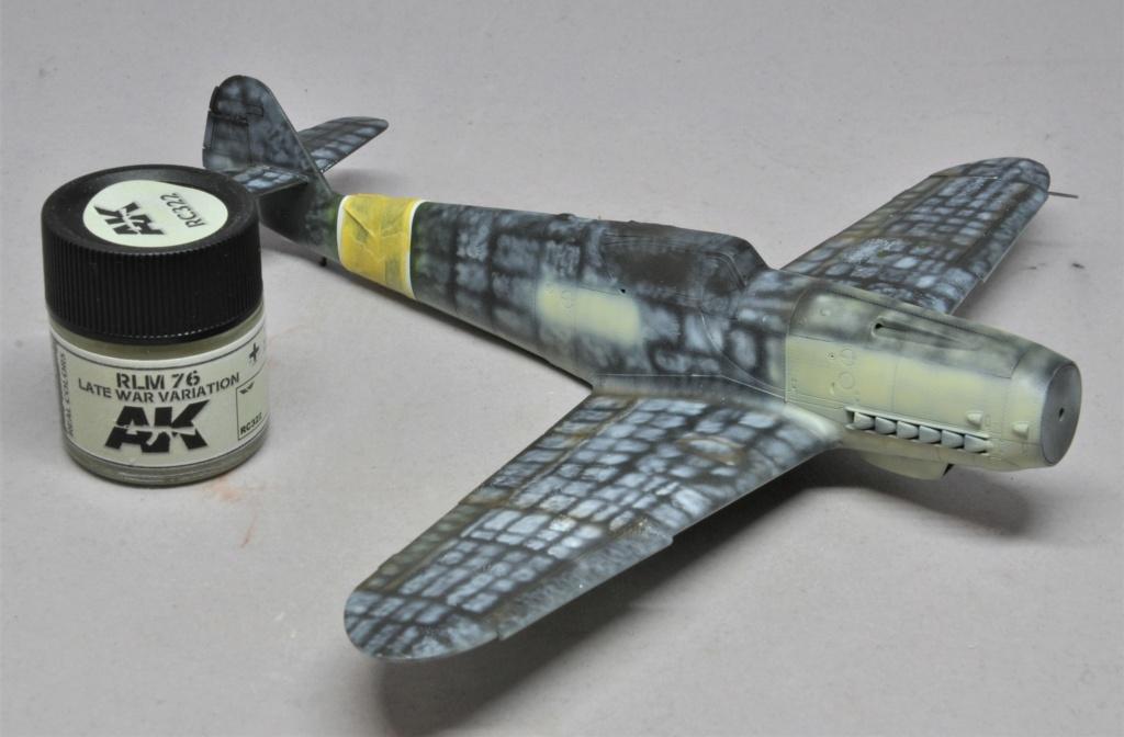 Messerschmitt Bf-109 G14/AS - JG27 - Eduard - 1/48 Dsc_2124
