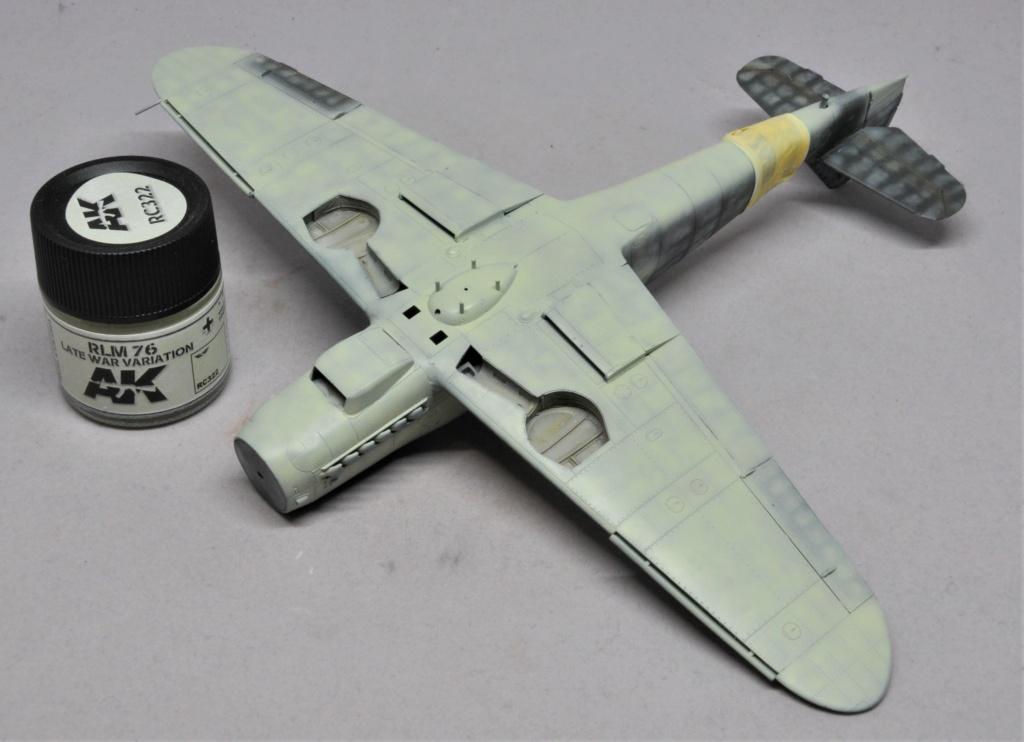 Messerschmitt Bf-109 G14/AS - JG27 - Eduard - 1/48 Dsc_2125