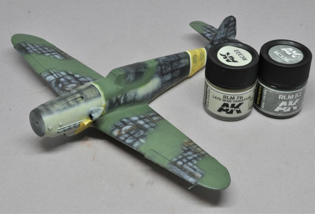 Messerschmitt Bf-109 G14/AS - JG27 - Eduard - 1/48 Dsc_2126