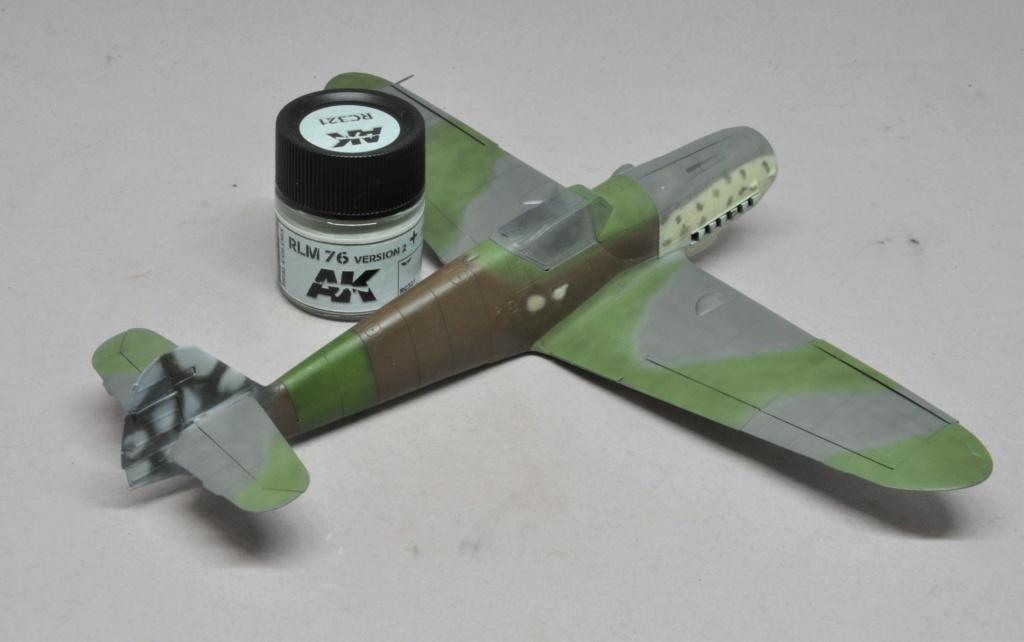 Messerschmitt Bf-109 G14/AS - JG27 - Eduard - 1/48 Dsc_2131