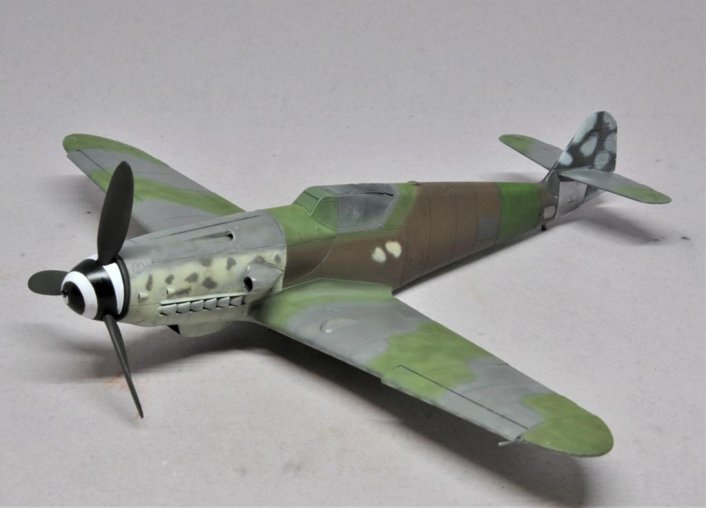 Messerschmitt Bf-109 G14/AS - JG27 - Eduard - 1/48 Dsc_2133