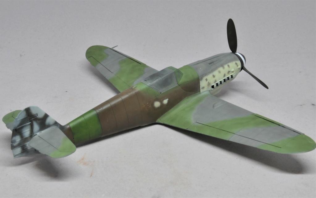 Messerschmitt Bf-109 G14/AS - JG27 - Eduard - 1/48 Dsc_2134
