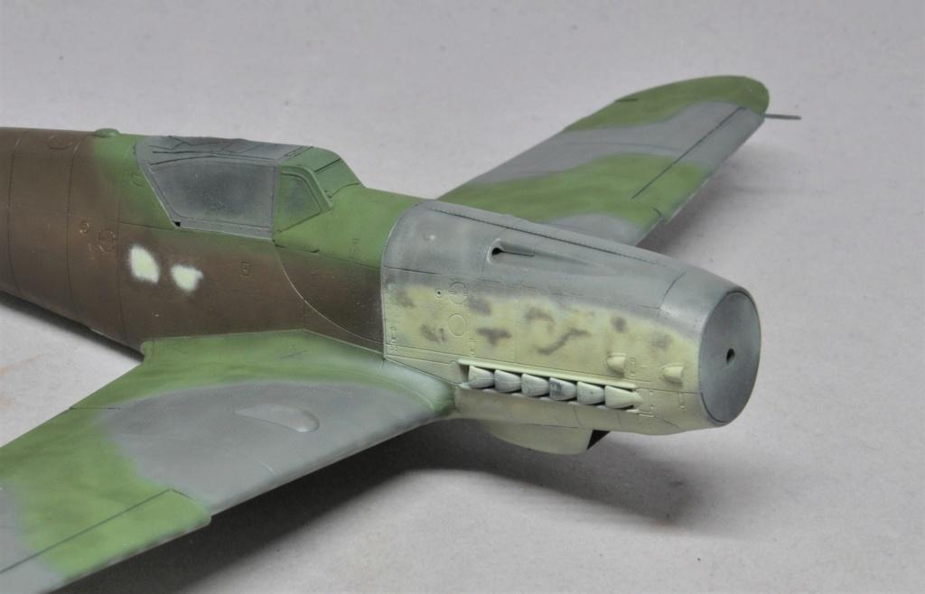 Messerschmitt Bf-109 G14/AS - JG27 - Eduard - 1/48 Dsc_2135