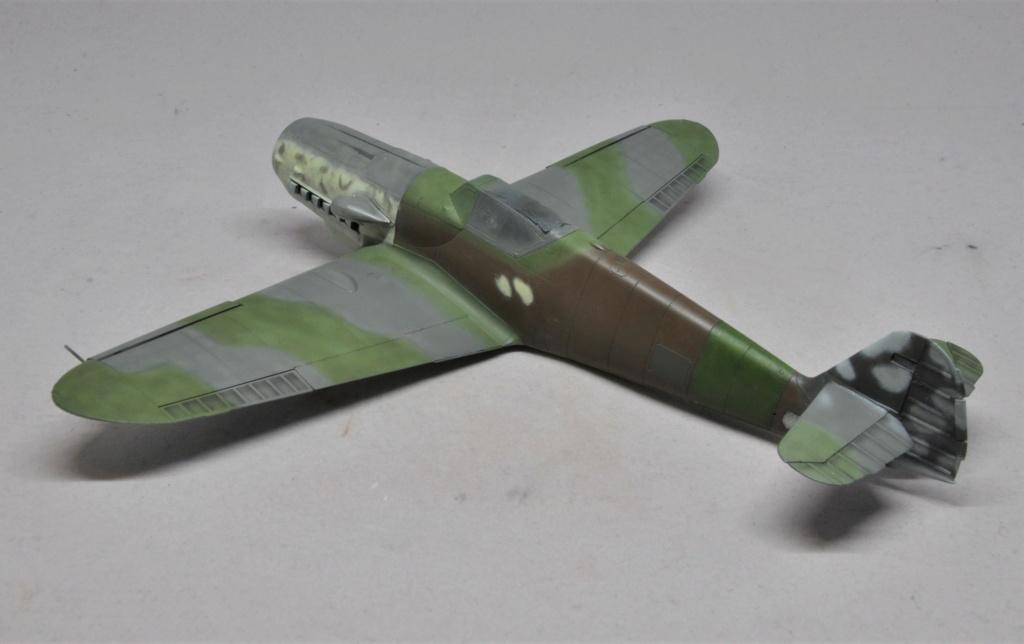 Messerschmitt Bf-109 G14/AS - JG27 - Eduard - 1/48 Dsc_2142
