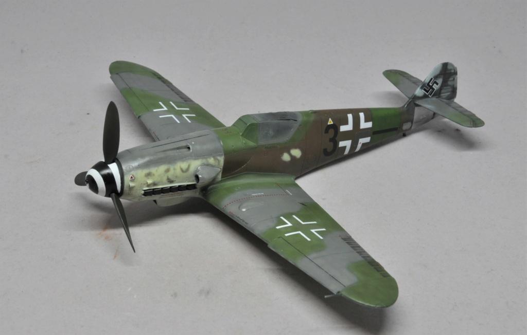 Messerschmitt Bf-109 G14/AS - JG27 - Eduard - 1/48 Dsc_2143