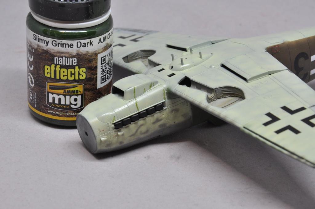 Messerschmitt Bf-109 G14/AS - JG27 - Eduard - 1/48 Dsc_2144