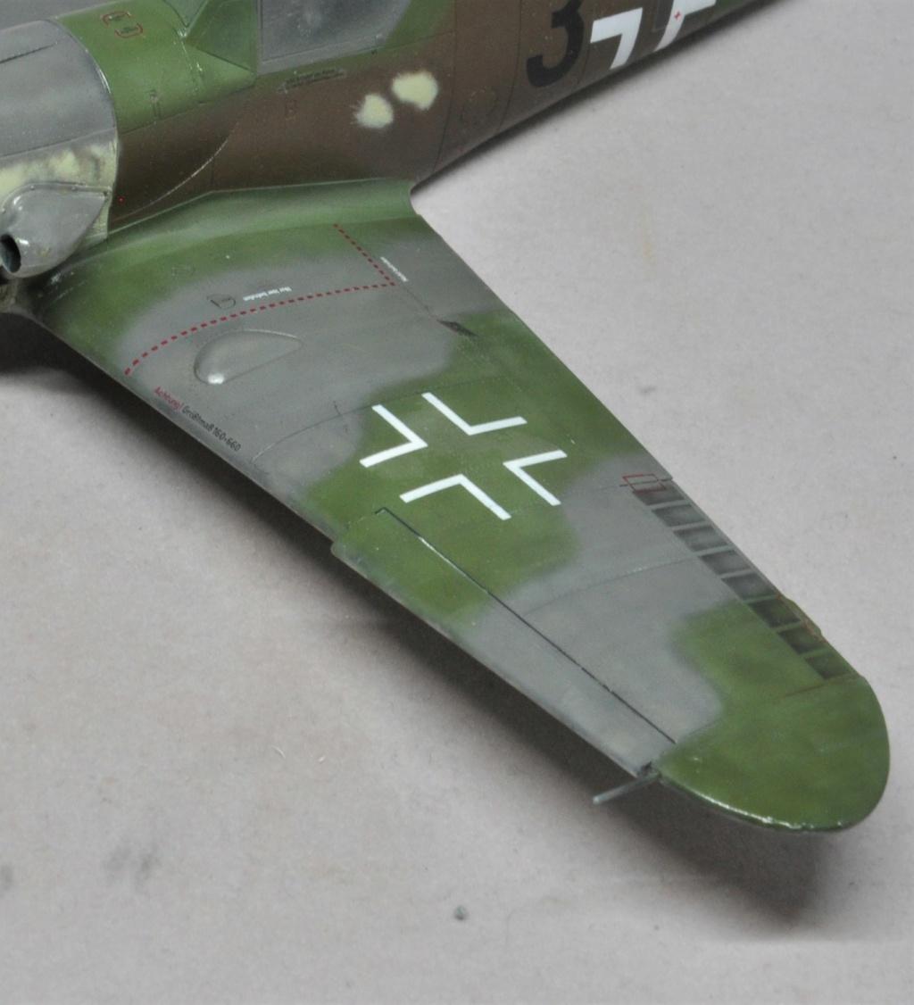 Messerschmitt Bf-109 G14/AS - JG27 - Eduard - 1/48 Dsc_2147