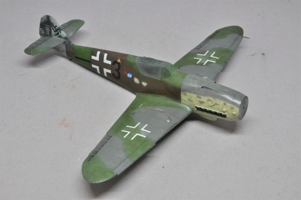 Messerschmitt Bf-109 G14/AS - JG27 - Eduard - 1/48 Dsc_2148