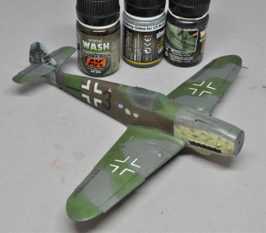 Messerschmitt Bf-109 G14/AS - JG27 - Eduard - 1/48 Dsc_2149