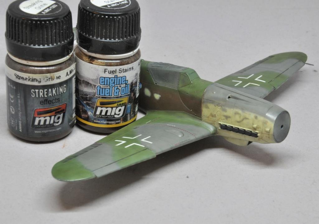 Messerschmitt Bf-109 G14/AS - JG27 - Eduard - 1/48 Dsc_2150