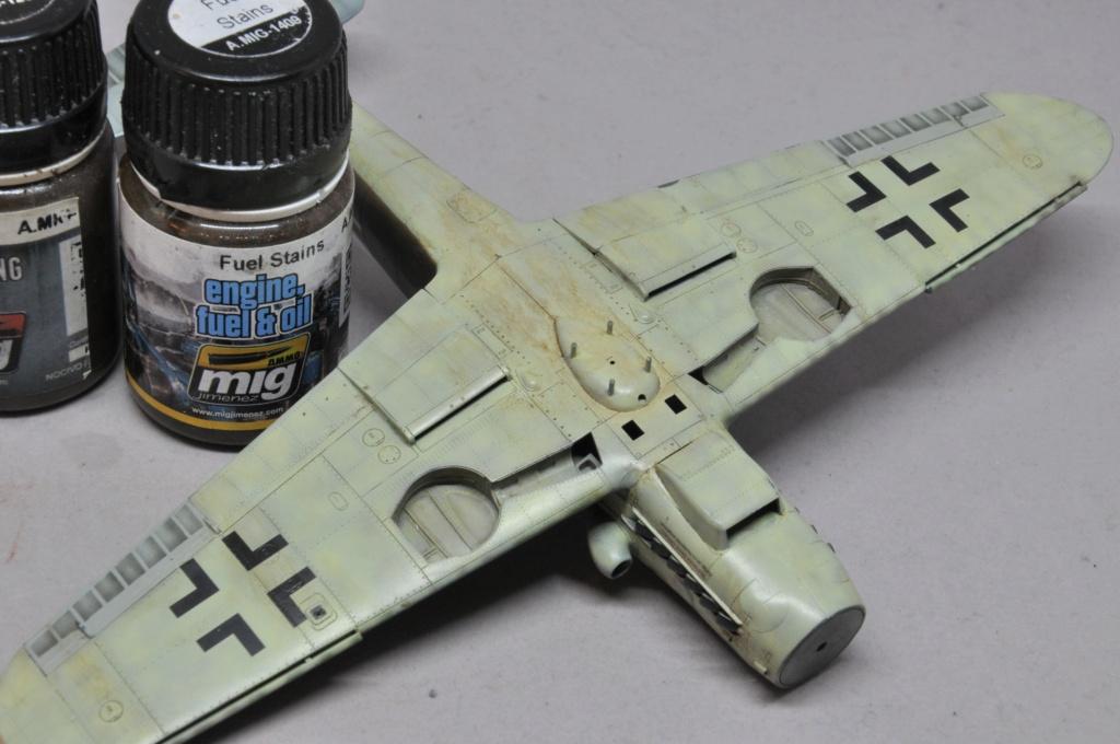 Messerschmitt Bf-109 G14/AS - JG27 - Eduard - 1/48 Dsc_2151