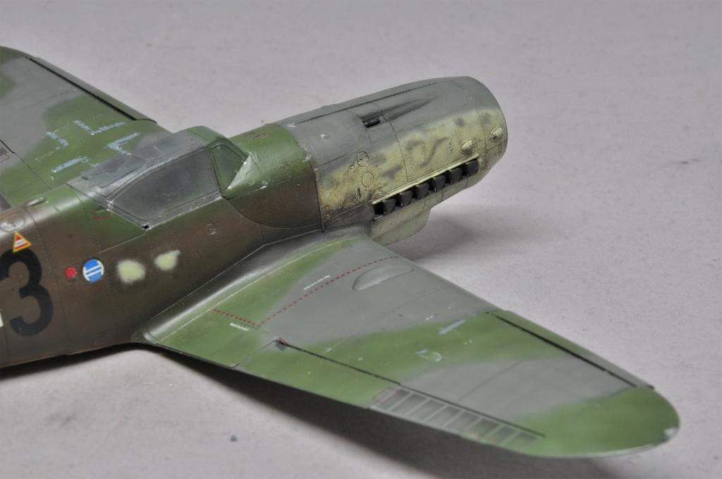 Messerschmitt Bf-109 G14/AS - JG27 - Eduard - 1/48 Dsc_2155
