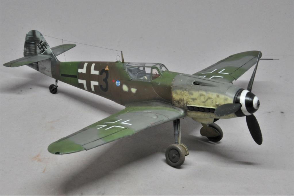 Messerschmitt Bf-109 G14/AS - JG27 - Eduard - 1/48 Dsc_2156