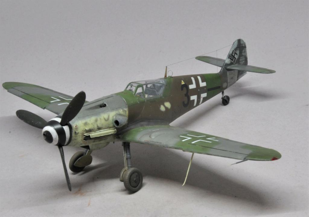 Messerschmitt Bf-109 G14/AS - JG27 - Eduard - 1/48 Dsc_2157