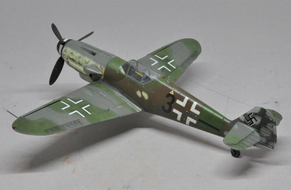 Messerschmitt Bf-109 G14/AS - JG27 - Eduard - 1/48 Dsc_2158