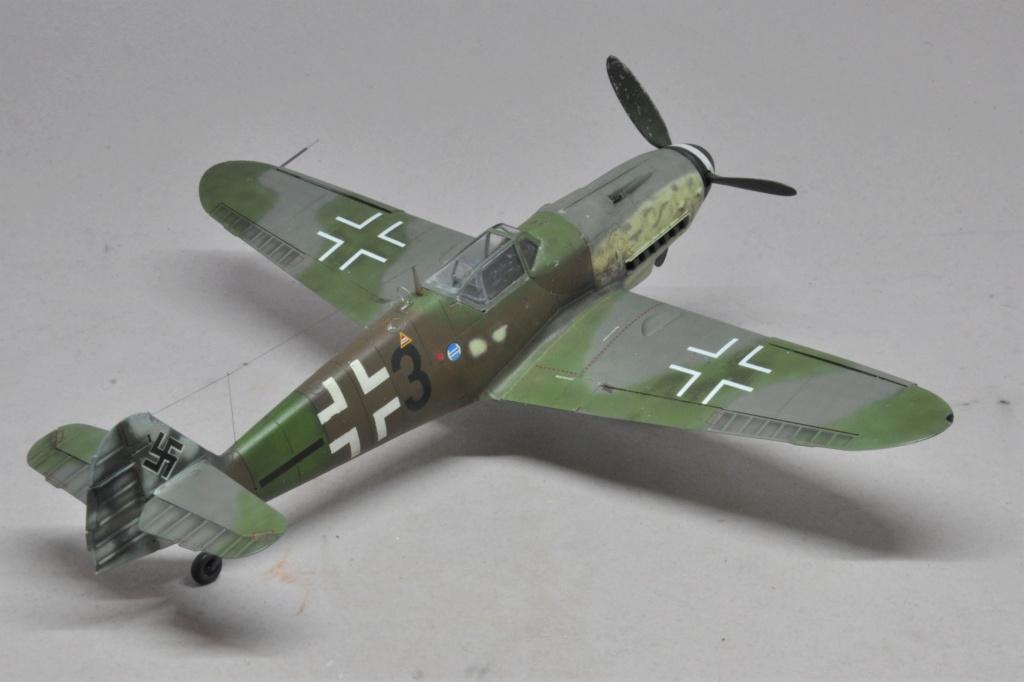 Messerschmitt Bf-109 G14/AS - JG27 - Eduard - 1/48 Dsc_2159