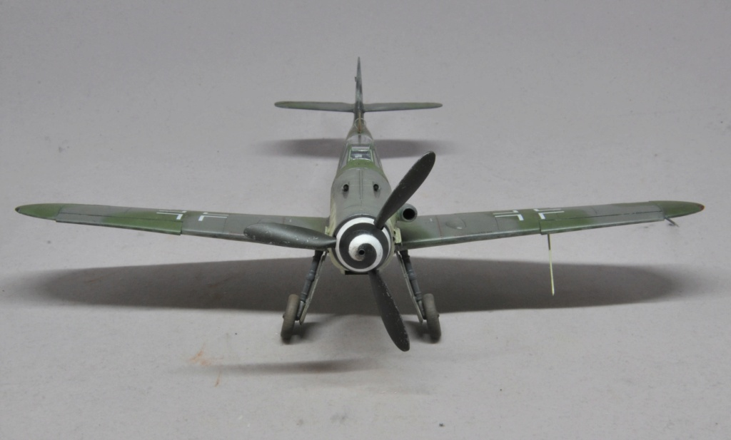 Messerschmitt Bf-109 G14/AS - JG27 - Eduard - 1/48 Dsc_2160