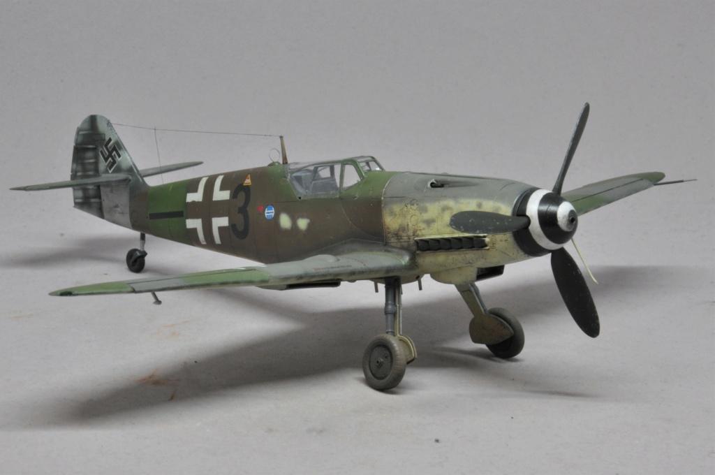 Messerschmitt Bf-109 G14/AS - JG27 - Eduard - 1/48 Dsc_2161