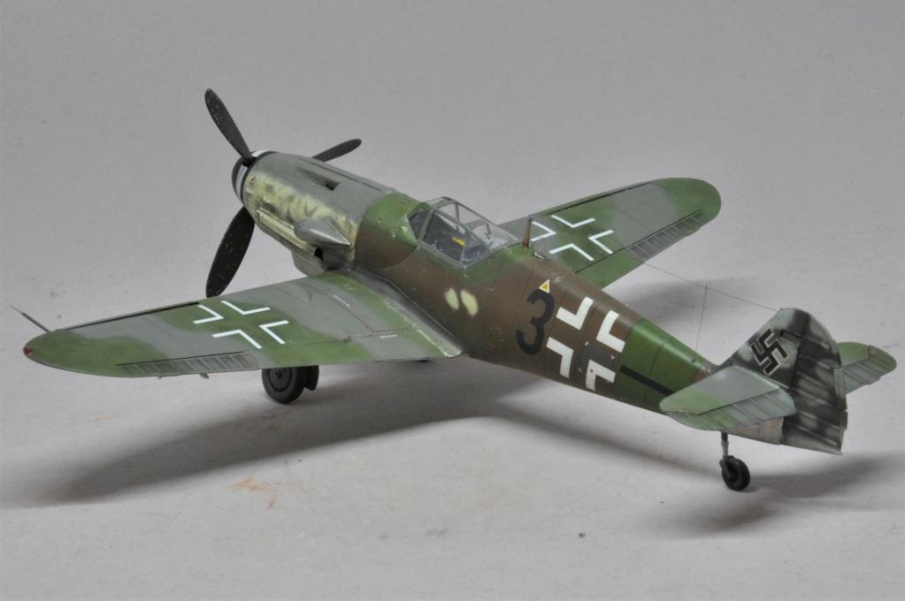Messerschmitt Bf-109 G14/AS - JG27 - Eduard - 1/48 Dsc_2162