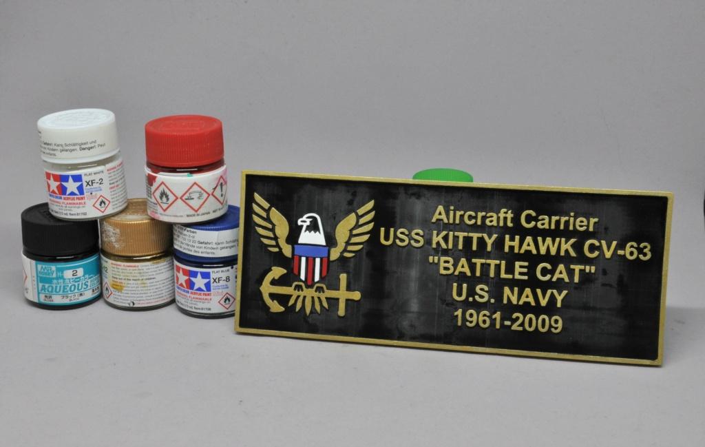 Supercarrier USS Kitty Hawk CV-63 (Trumpeter 1/350°) - Page 7 Dsc_2184