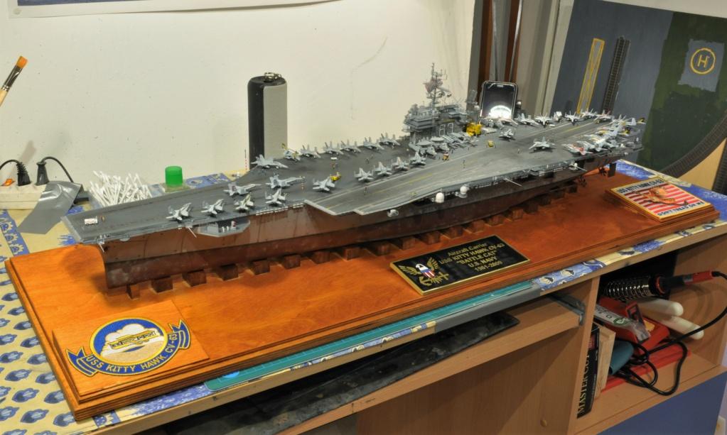 Supercarrier USS Kitty Hawk CV-63 (Trumpeter 1/350°) - Page 7 Dsc_2187