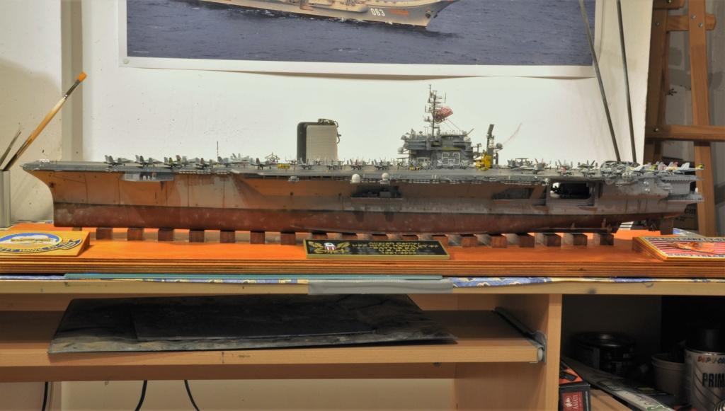 Supercarrier USS Kitty Hawk CV-63 (Trumpeter 1/350°) - Page 7 Dsc_2189